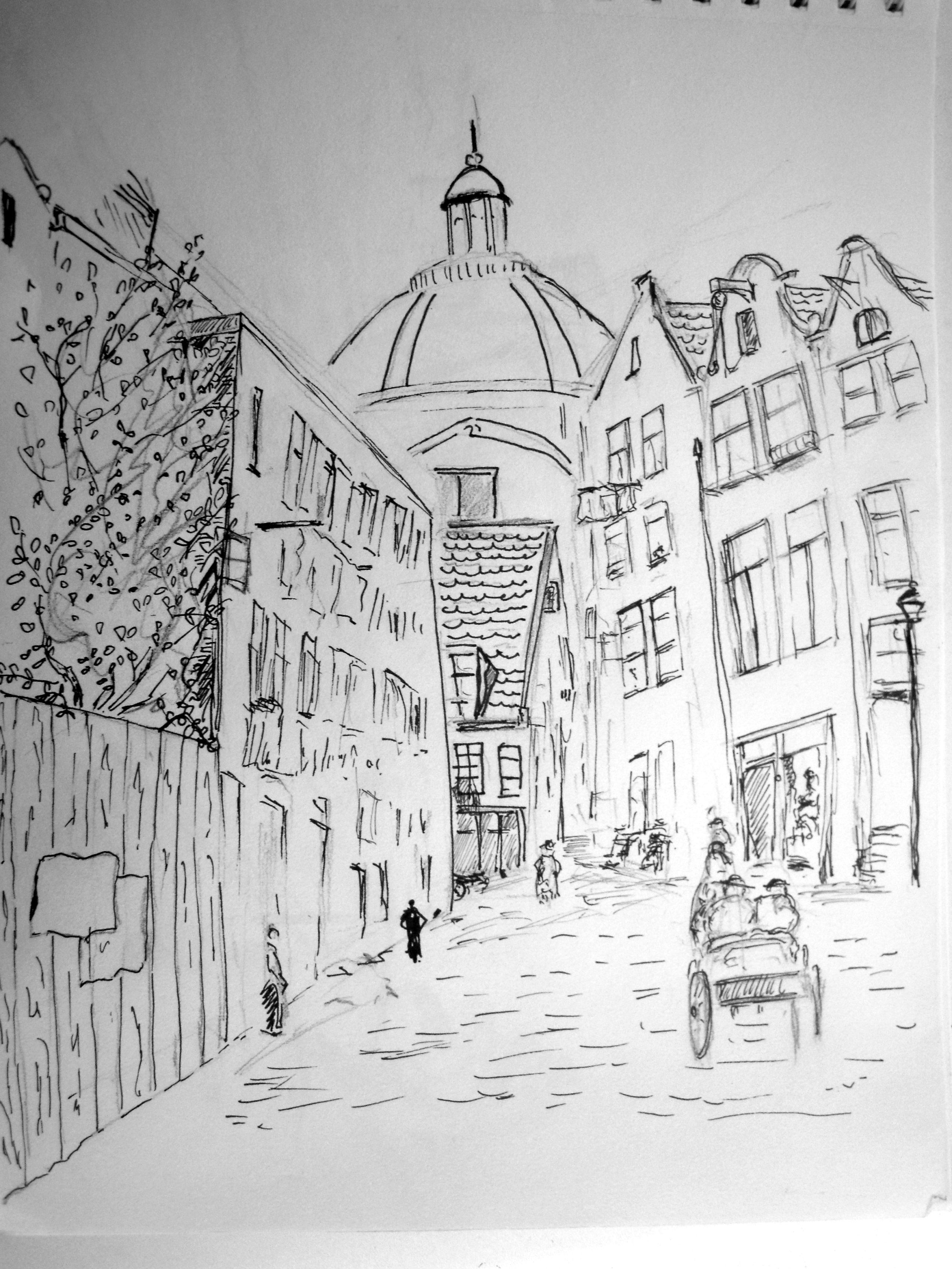 5. De Engelensteeg Amsterdam